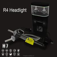 Hot sales factory supply 7200lm R4 H7 H4 R4 led headlight super bright headlight