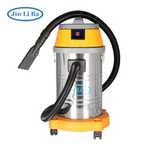 Top Quality 35L Popular Handheld Bagless Wet And Dry Industrial Vacuum Cleaner For Car Wash