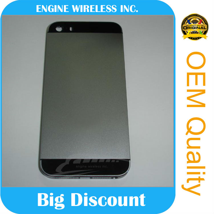 replacement parts for iphone 5s back cover housing,new arrival,best price
