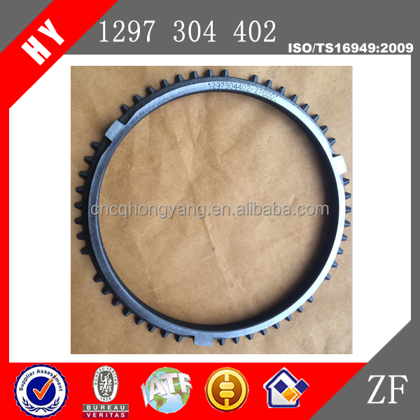 ZF Transmission Spare Parts, Synchronizer Ring (1297304484)