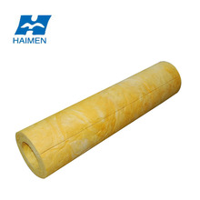 hot sale insulation excellent acoustic glass wool pipe tube