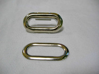 O Ring metal buckles