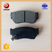Auto Brake Pads manufacture A-327WK For SUNNY D510