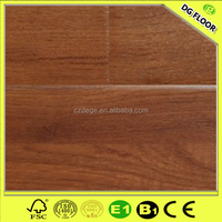 Quick Lock Laminate Flooring with Real Wood Face Laminated Flooring