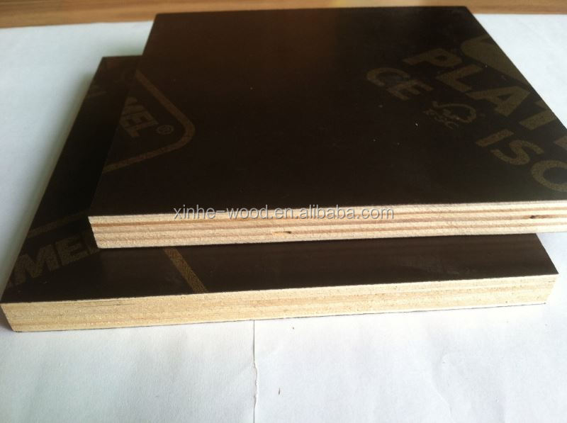 concrete imprint film faced plywood
