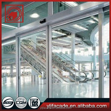 Aluminum frame bulletproof glass door and window system with high quality DS-LP1686