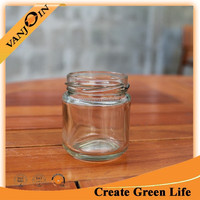 100ml Mini Glass Canning Jars With Twist Off Cap Wholesale