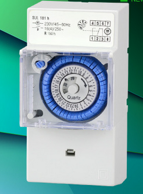 High precision Time Switch SUL181h, Digital Electronic <strong>Timer</strong>