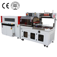 Fully-auto Grade With Electronic Driven Shrink Wrapping Machine