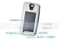 cheap mini solar power battery charger case for samsung galaxy s4