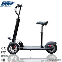 Hot skateboard motorized Easy Step electric scooter with handle new style