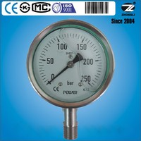 "2.5"" 60mm all stainless steel liquid filling natural gas meter"