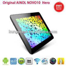 Novo10 ainol hero 10'' IPS Android 4.1 dual core bluetooth tablet pc