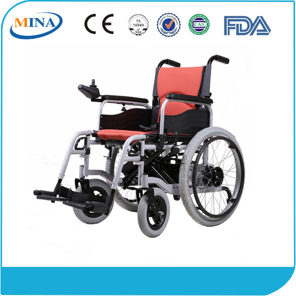 MINA-6111 Electric Power Wheel Chair For The Handicapped