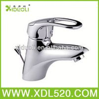 high flow faucets/2 function facut/ceramic cartridge of water face basin faucet