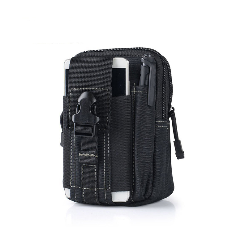 <strong>Mobile</strong> <strong>Phone</strong> Holster Vertical Belt Clip Waist Bag Case Belt <strong>Phone</strong> Holder Pouch