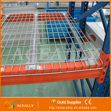 own factory price Warehouse Upright Box Beam Galvanized Welded Wire Mesh Pannels