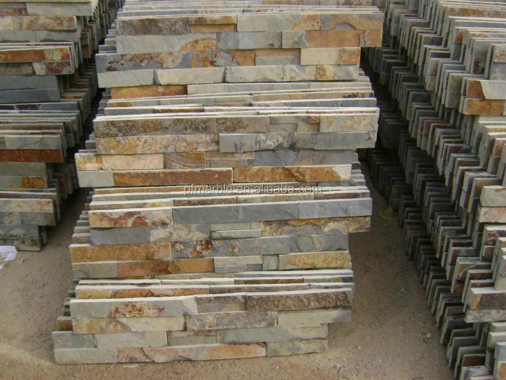 Pfm Slate Exterior Wall Cladding Ledgestone Wall Cladding Culture Stone Wall Stone Cladding