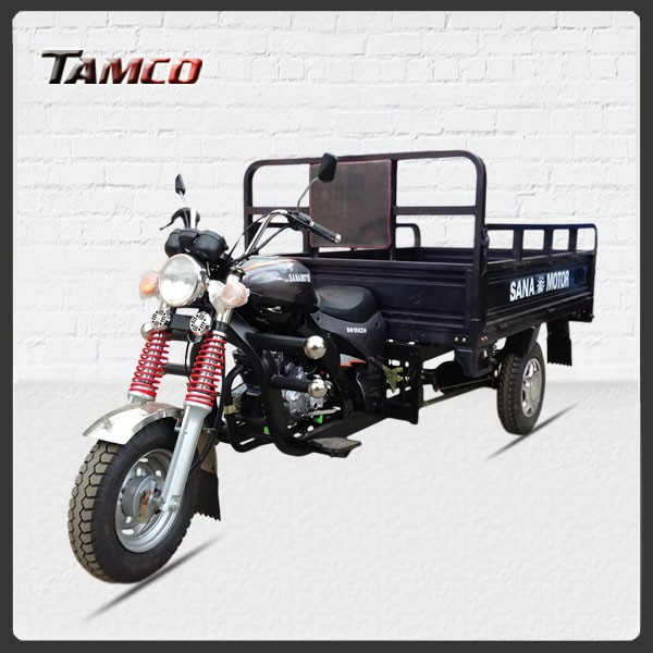 TAMCO Hot sale T150ZH-WF 200cc three wheel motorcycle,3 wheel motorcycle,200cc cargo tricycles on sale