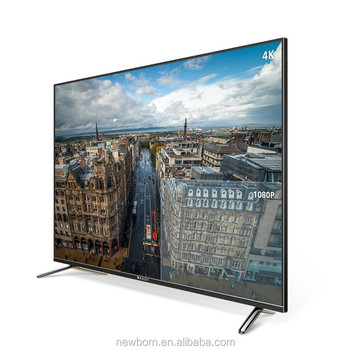 Best cheap!! 70-85inch Ultra HD 4K led tv 3d low price factory directly on sale