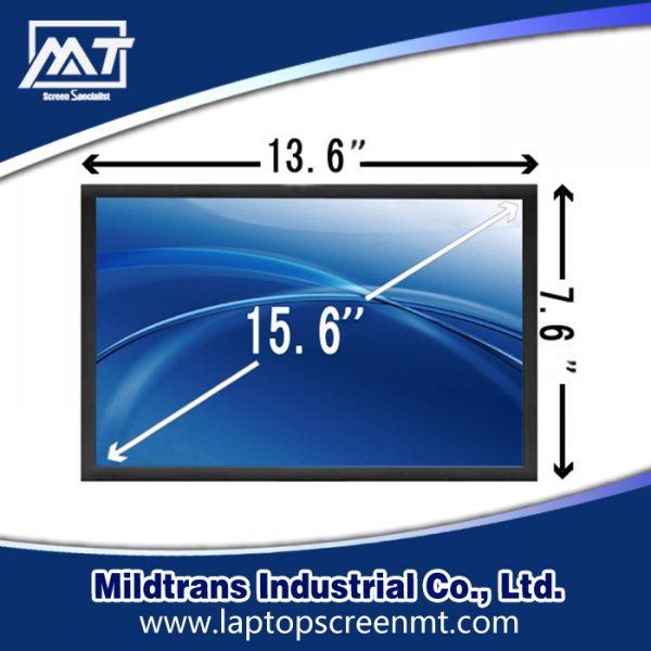 "MT screen 15.6"" lcd screen b156xw02 v.0 new A notebook computer accessories"