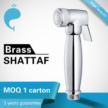 Lady Cleaning Cost-effective Brass Handheld Shattaf Traveler Sprayer
