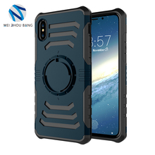 Luxury Design Car Holder Ring Phone Case for iPhone 8 Hard stand holder case for Apple iPhone 8 Sports Coque wholesale