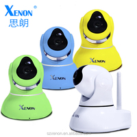 720P WIFI HD IP Camera Mobile Remote Control WiFi Camcorder Baby Monitor