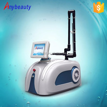 RF Co2 fractional laser 30W / 10W / 20W for scar removal skin resurfacing