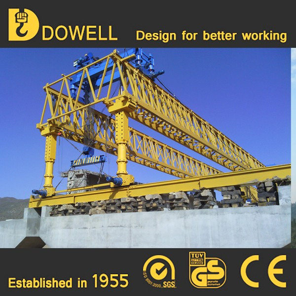 Bridge erecting machine launching girder machine