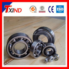 Chinese Motorcycle Engine Bridge Bearing Deep Groove Ball Bearing 6000 Series