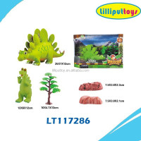 children soft plastic zoo animal toys