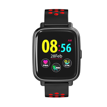 2018 hot selling Heart Rate sport touch screen BT smart watch for kids