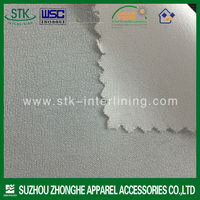 Plain Weave Woven interlining fusing fabric for garment