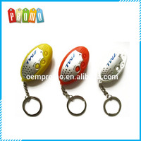 Led Keychain With Voice Recorder(10-20S),Promotional Keychain