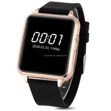 OEM smartwatch M88 watch heart rate 2016 MTK2502 2G bluetooth watch phone with camera alibaba india online shopping USMART