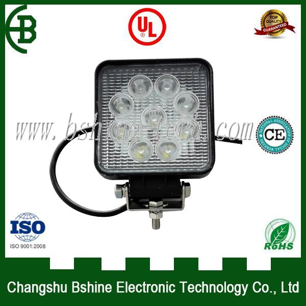 LED Working light for tractor