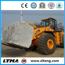32 ton forklift front end loader with Chinese engine