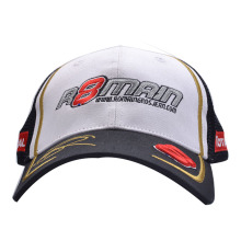 unique mixed color outdoors style letters embroidered sports soft breathable & waterproof baseball cap