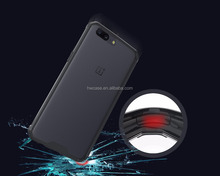 new phone accessories phone case for one plus 5 back cover clear tpu