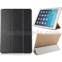 Ultra Slim Tri-Foldable Leather Stand Case Cover For iPad 2/3/4 for ipad 2 flip case