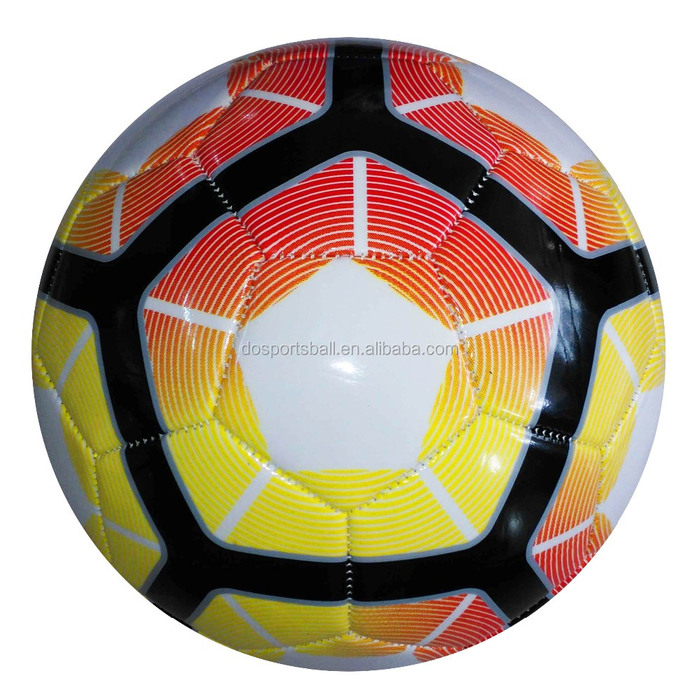 High quality official size and weight soccer ball for UEFA Champions League