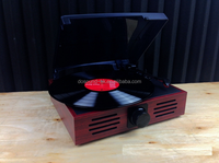 Hot Sale Turntable with 3 Speed& New Simple Turntable Player