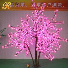 Party favors led decoration 3d outdoor led christmas tree