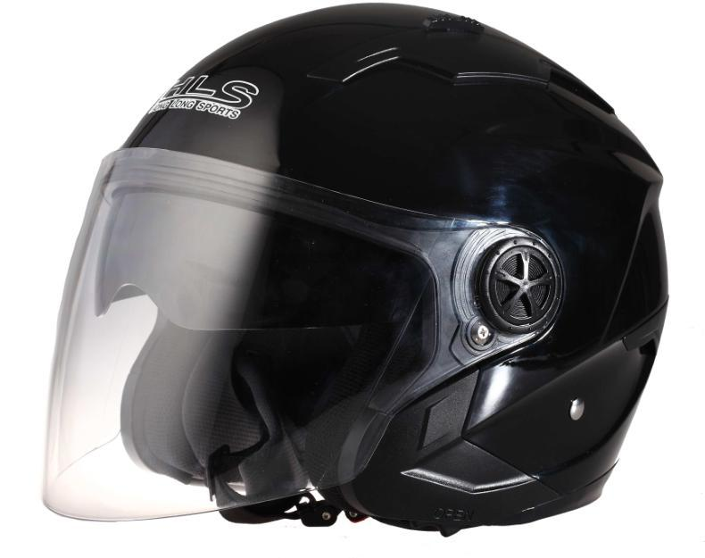 HLS Brand,ECE Certification Standard Open face helmet with high quality,Safety Protection helmet