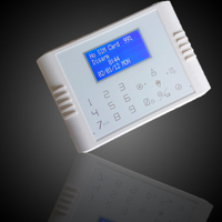 Smart auto dialer GSM /PSTN home business anti-intrusion alarm systems wireless with SMS alert