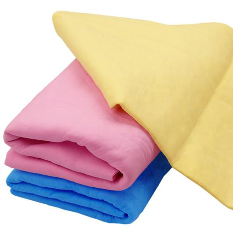 microfiber pva chamois bath pet towel for cooling down