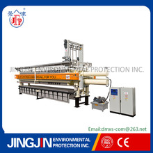 2017 new technology filter press price