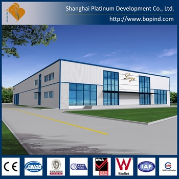 Prefabricated Steel Structure Warehouse Building, Warehouse Plans, Steel Factory