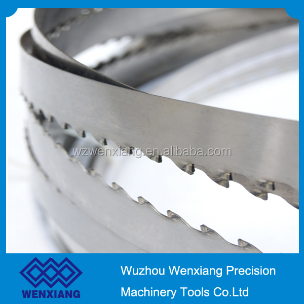 2017 most popular creative TCT band saw blade used sawmill portable sawmill machine
